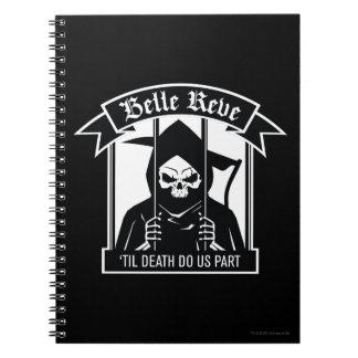 Suicide Squad | Belle Reve Reaper Graphic Notebook