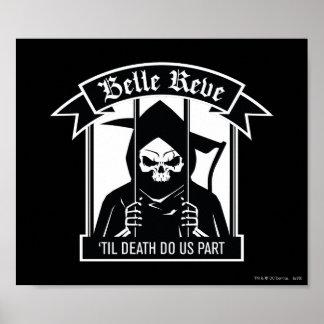 Suicide Squad | Belle Reve Reaper Graphic Poster