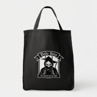 Suicide Squad   Belle Reve Reaper Graphic Tote Bag