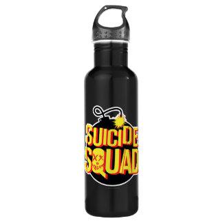 Suicide Squad | Bomb Logo 710 Ml Water Bottle