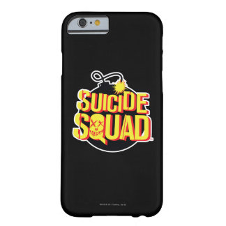 Suicide Squad | Bomb Logo Barely There iPhone 6 Case