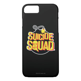 Suicide Squad | Bomb Logo iPhone 8/7 Case