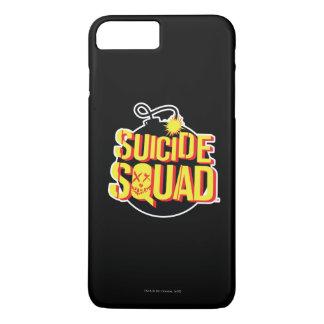Suicide Squad | Bomb Logo iPhone 8 Plus/7 Plus Case