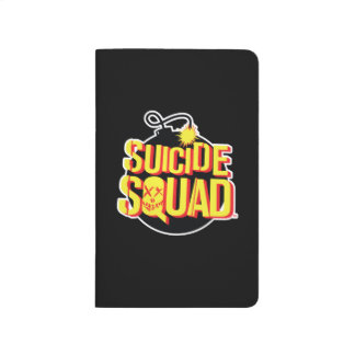 Suicide Squad | Bomb Logo Journal