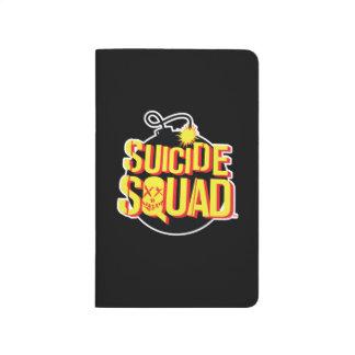 Suicide Squad | Bomb Logo Journals