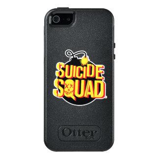 Suicide Squad | Bomb Logo OtterBox iPhone 5/5s/SE Case