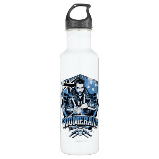 Suicide Squad | Boomerang Badge 710 Ml Water Bottle