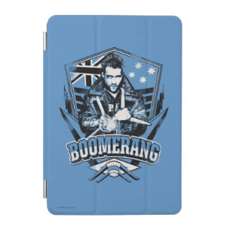 Suicide Squad | Boomerang Badge iPad Mini Cover