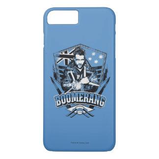 Suicide Squad | Boomerang Badge iPhone 8 Plus/7 Plus Case