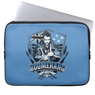 Suicide Squad | Boomerang Badge Laptop Sleeve