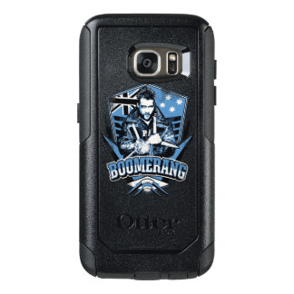 Suicide Squad | Boomerang Badge OtterBox Samsung Galaxy S7 Case