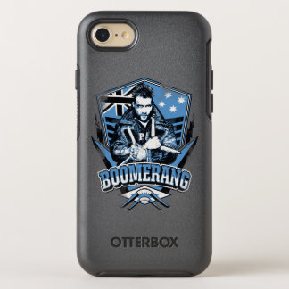 Suicide Squad | Boomerang Badge OtterBox Symmetry iPhone 8/7 Case