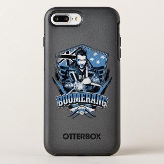 Suicide Squad | Boomerang Badge OtterBox Symmetry iPhone 8 Plus/7 Plus Case