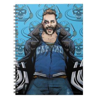 Suicide Squad | Boomerang Comic Book Art