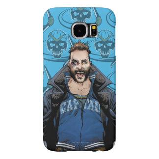 Suicide Squad | Boomerang Comic Book Art Samsung Galaxy S6 Cases