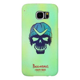 Suicide Squad | Boomerang Head Icon