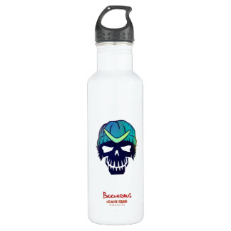 Suicide Squad | Boomerang Head Icon 710 Ml Water Bottle
