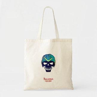 Suicide Squad | Boomerang Head Icon Budget Tote Bag