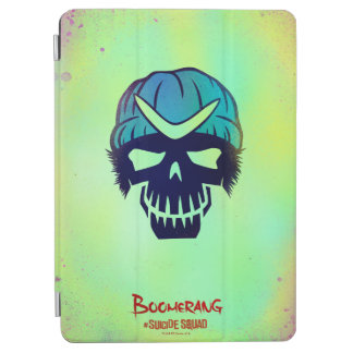Suicide Squad | Boomerang Head Icon iPad Air Cover