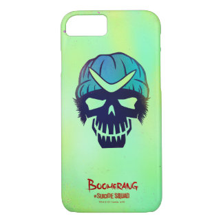Suicide Squad | Boomerang Head Icon iPhone 8/7 Case