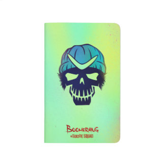 Suicide Squad | Boomerang Head Icon Journal