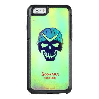 Suicide Squad | Boomerang Head Icon OtterBox iPhone 6/6s Case
