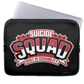 Suicide Squad | Built In Deniability Laptop Sleeve