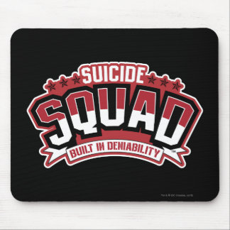 Suicide Squad | Built In Deniability Mouse Mat