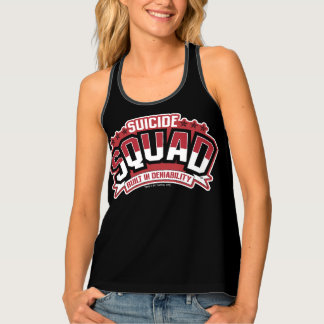 Suicide Squad | Built In Deniability Tank Top