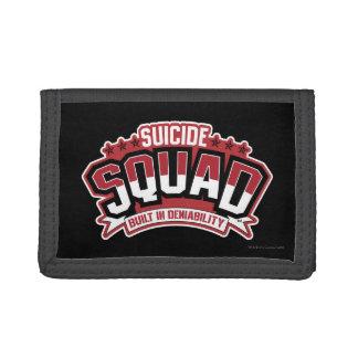 Suicide Squad | Built In Deniability Tri-fold Wallet