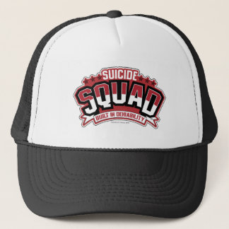 Suicide Squad | Built In Deniability Trucker Hat