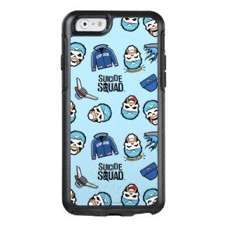 Suicide Squad | Captain Boomerang Emoji Pattern OtterBox iPhone 6/6s Case