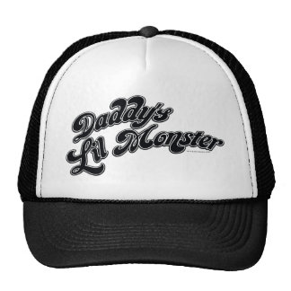 Suicide Squad   Daddy's Lil Monster Cap