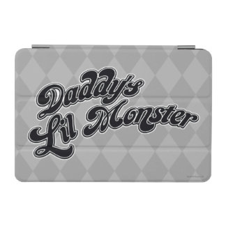 Suicide Squad | Daddy's Lil Monster iPad Mini Cover