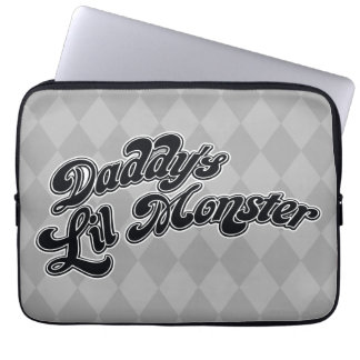 Suicide Squad | Daddy's Lil Monster Laptop Sleeve