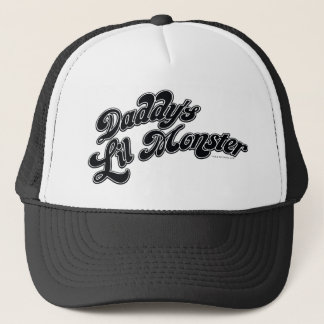 Suicide Squad | Daddy's Lil Monster Trucker Hat
