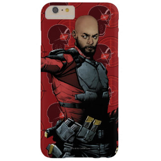 Suicide Squad | Deadshot Comic Book Art Barely There iPhone 6 Plus Case
