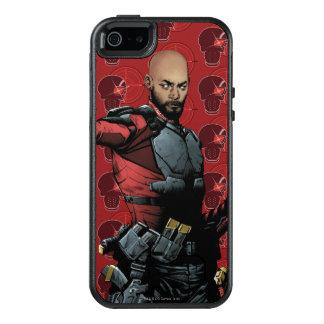 Suicide Squad | Deadshot Comic Book Art OtterBox iPhone 5/5s/SE Case