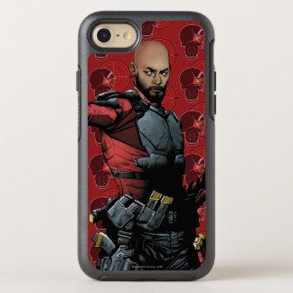 Suicide Squad | Deadshot Comic Book Art OtterBox Symmetry iPhone 8/7 Case