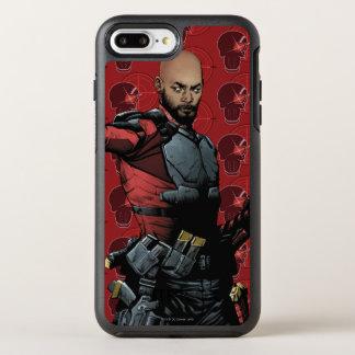 Suicide Squad | Deadshot Comic Book Art OtterBox Symmetry iPhone 8 Plus/7 Plus Case