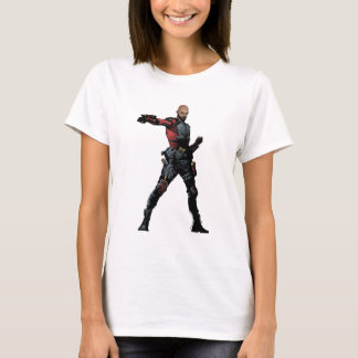 Suicide Squad | Deadshot Comic Book Art T-Shirt