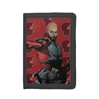 Suicide Squad | Deadshot Comic Book Art Tri-fold Wallets