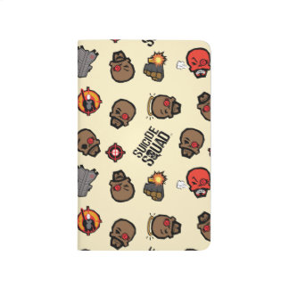 Suicide Squad | Deadshot Emoji Pattern Journal