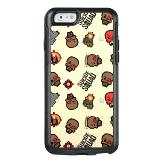 Suicide Squad | Deadshot Emoji Pattern OtterBox iPhone 6/6s Case