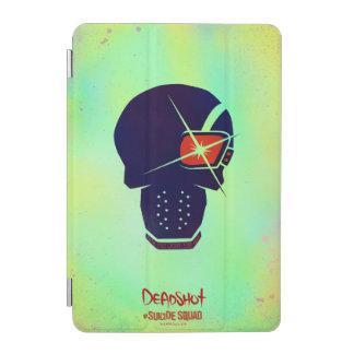 Suicide Squad | Deadshot Head Icon iPad Mini Cover