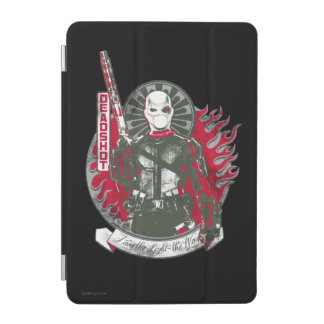 "Suicide Squad | Deadshot ""I am the Light"" iPad Mini Cover"