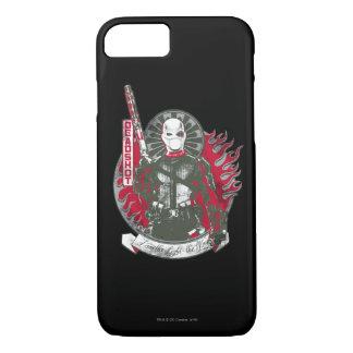 "Suicide Squad   Deadshot ""I am the Light"" iPhone 8/7 Case"