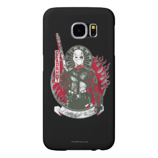 "Suicide Squad | Deadshot ""I am the Light"" Samsung Galaxy S6 Cases"