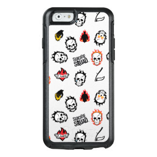Suicide Squad | Diablo Emoji Pattern OtterBox iPhone 6/6s Case