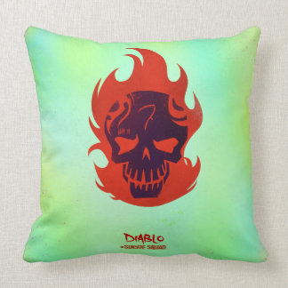 Suicide Squad | Diablo Head Icon Cushion